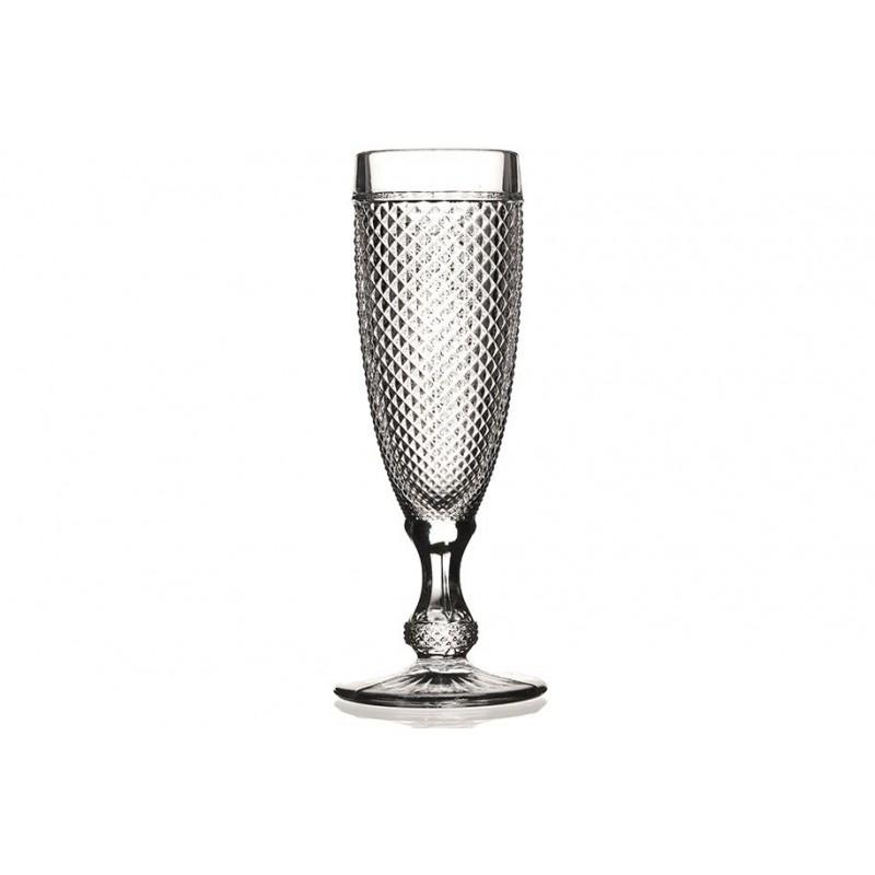 Flute A Champagne Pointe De Diamant