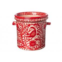 Seau A Glace Rouge Oiseaux