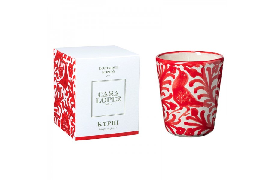 Scented Candle Kyphi