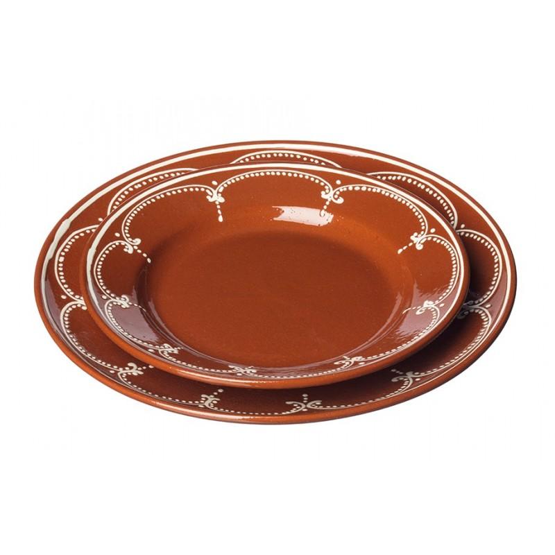 sc 1 st  Casa Lopez & Terracotta Plate
