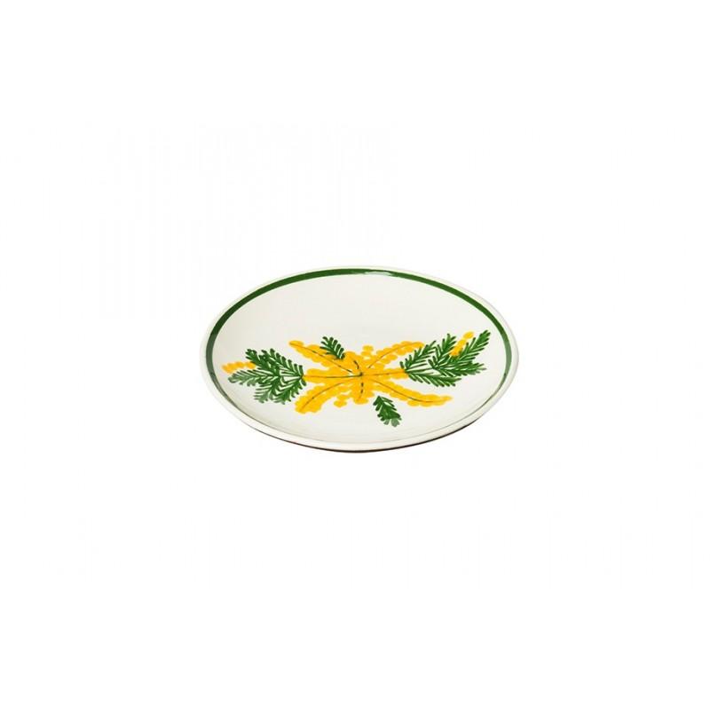 Mimosa Bread Plate