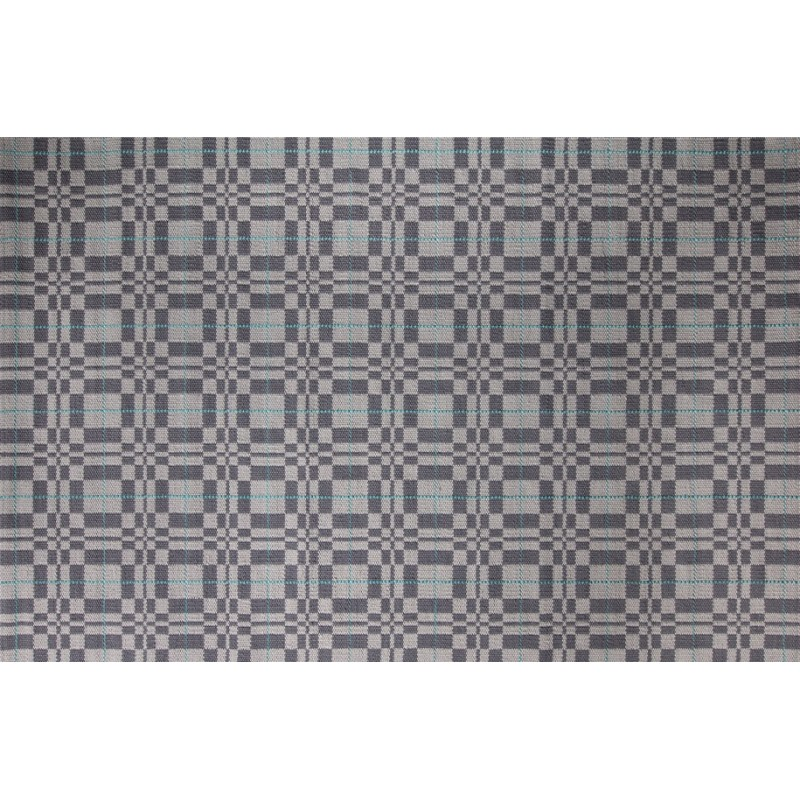Grey Flat Woven