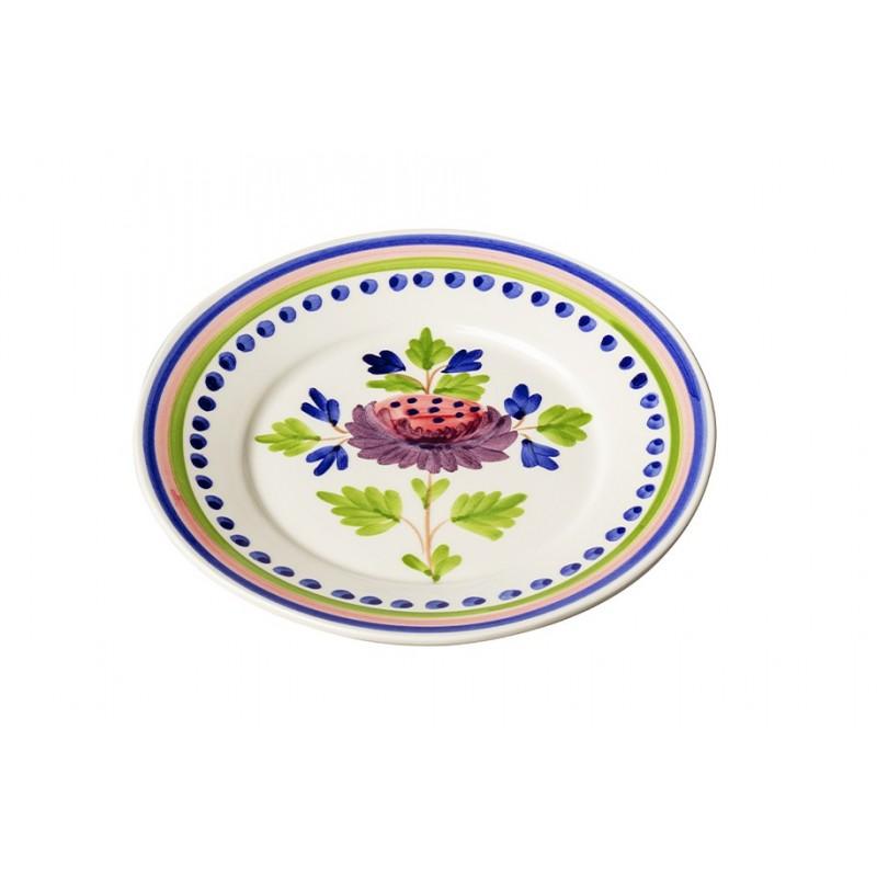 Artichoke Dessert Plate