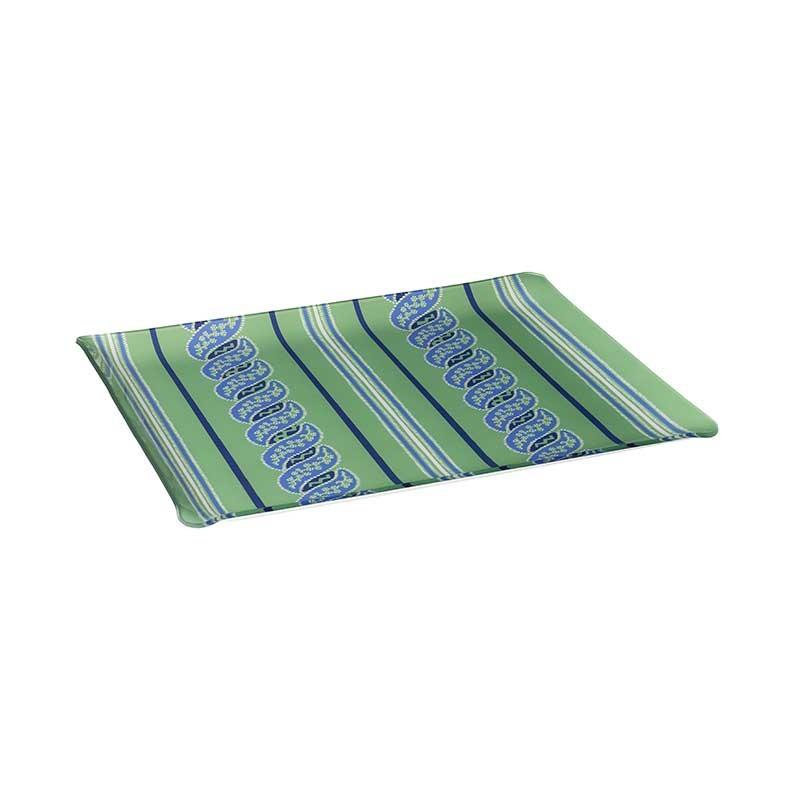 Menerbes Stripe Tray