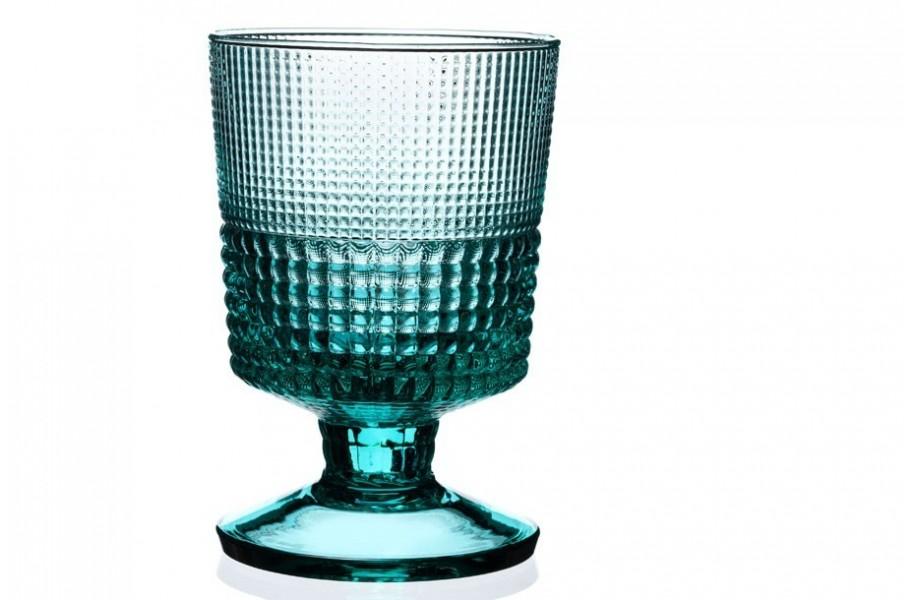 Verre à Vin Turquoise SPEEDY
