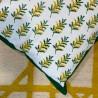 Mimosa pillow