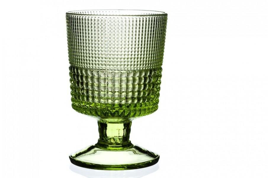 Verre à Vin Vert Acide SPEEDY