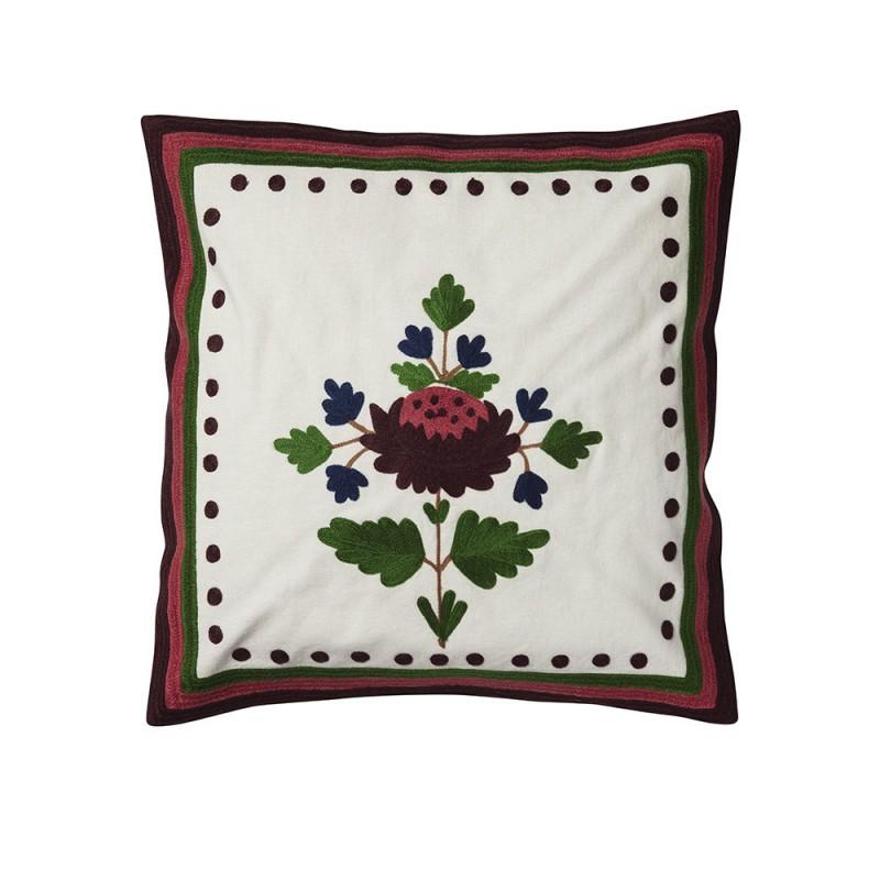 Artichoke Wool Pillow