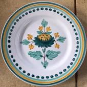 New color #soon @casalopez #chestnut #artichokeflower #artichoke #tabledecor #tablesetting #tabletop #tableware #plate