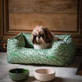 #choosing @casa__lopez  #dogbeds #dogbawl #new