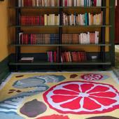 Zeste  rug  @casa__lopez #arraiolos #colorful #handmade #handcrafted #handicraft