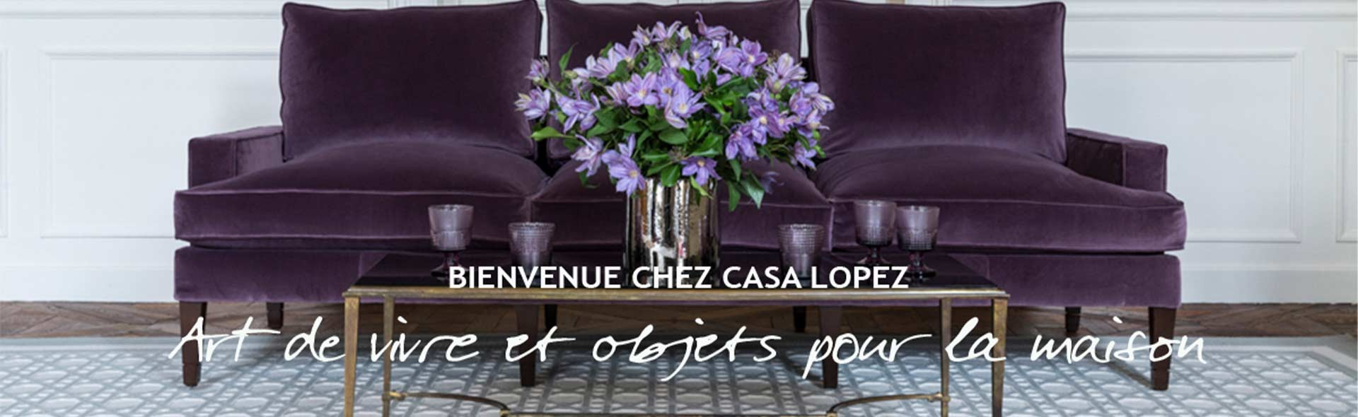 Casa Lopez Paris